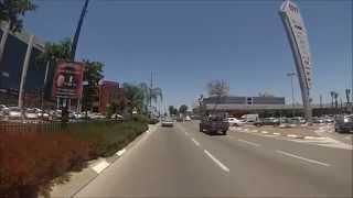 preview picture of video 'Giborei Israel Street Natanya - רחוב גיבורי ישראל נתניה'