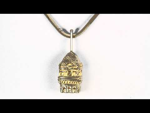 COURTHOUSE PENDANT