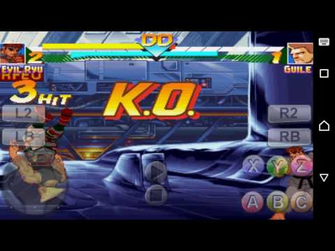 Download Mugen for Android (Exagear) with Gamekeyboard