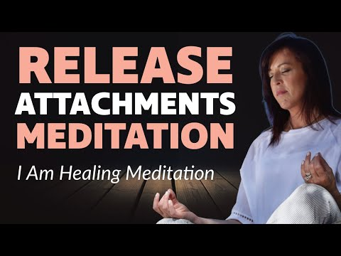 Letting Go I Am Meditation–Healing The Mind, Body, and Soul