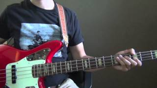 Death Cab For Cutie- Underneath The Sycamore (Bass Cover/Lesson)