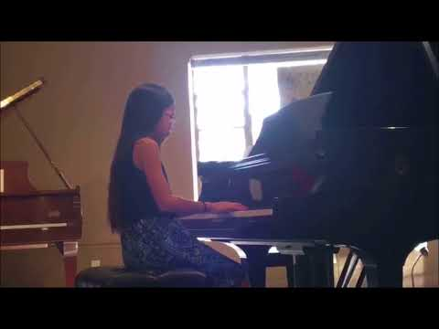 Piano Recital, 2016