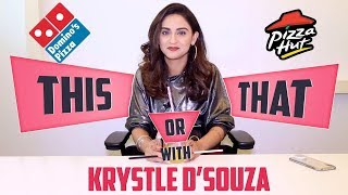 Krystle D'Souza Plays This Or That | India Forums Exclusive