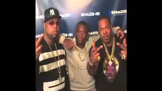 O.T. Genasis & Busta Rhymes Talk CoCo, Video Remix, How They Met & More With DJ KaySlay!