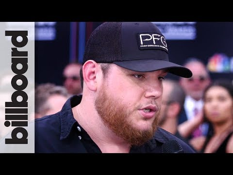 Luke Combs Talks Success Of 'Beautiful Crazy' & New Music! | BBMAs 2018