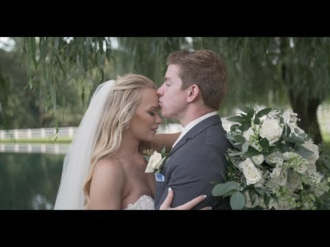 You Are My Rock | Kayla & Bryan's Wedding Video | Shot on GH5