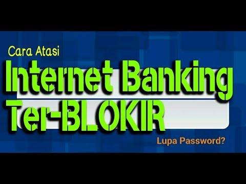 Cara Atasi User ID Internet Banking TerBlokir