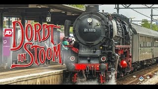 AD Dordt in Stoom 2016 – Stoomrondje