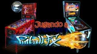 PINBALL FX2 Probamos Las Mesas Dead Pool Y Excalibur (incluye Extra Pinball VR Bricogame BGW 2018)