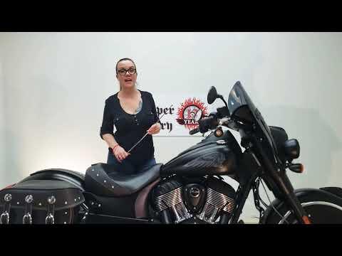 2018 Indian Chief® Dark Horse® ABS in Temecula, California - Video 1