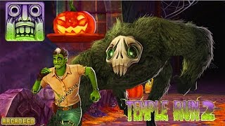 Temple Run 2 Halloween Spooky Summit Map New Monster Characters (Temple Run 2 Halloween Costumes)