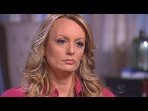 The Reason Stormy Daniels' Pupils Were Dilated During Interview