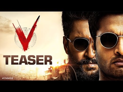 V The Movie - Movie Trailer Image
