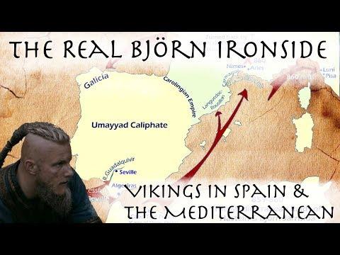 The Real Björn Ironside // Vikings in Spain & the Mediterranean