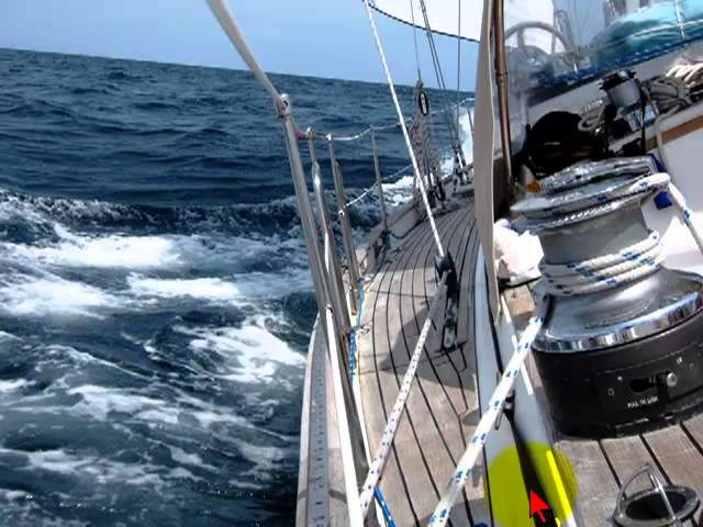 How to Use Jacklines for Sailing Safety!
