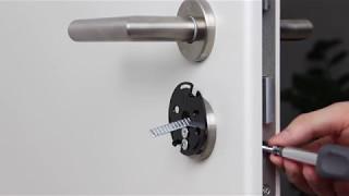 Danalock V3 Smartlock - Montage / Installation