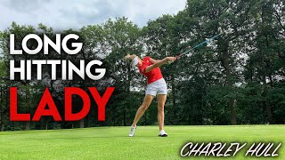 She's a Long Hitting Lady! British Open Special with Charley Hull