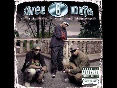 Three 6 Mafia - Hard Hittaz