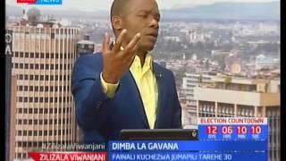 Zilizala Viwanjani: Dimba la Gavana sehemu ya pili
