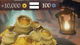 The Best Currency in Sea of Thieves