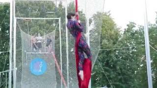 Фестиваль Воздушной Гимнастики Трапеция Yota 2016 - 9 - 4K LX100