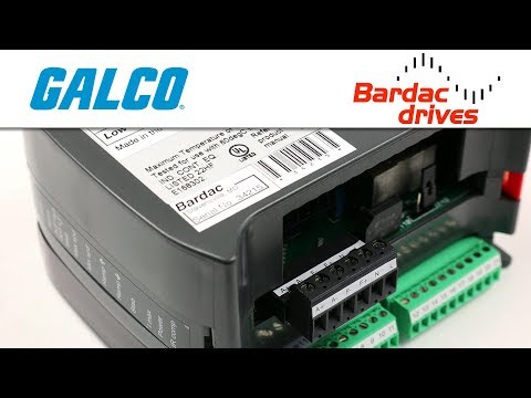 Bardac Drives K Series DC Drives