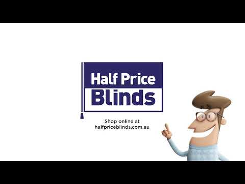 How to install Timber look blinds - Half Price Blinds