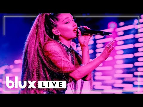 Ariana Grande - Right There, You'll Never Know & BYHRB (Sweetener Tour Live, Boston)