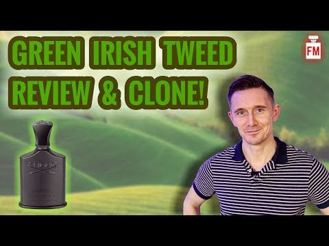 Green Irish Tweed Review and Clone!