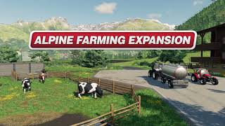 VideoImage1 Farming Simulator 19 - Alpine Farming Expansion (Steam)