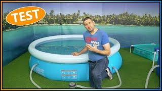 Bestway Fast Set Pool 305x76 cm im Test - Unsere Eindrücke zum Pool mit Luftring