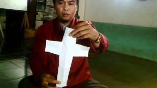 kesaksian selembar kertas keajaiban lafadz Allah