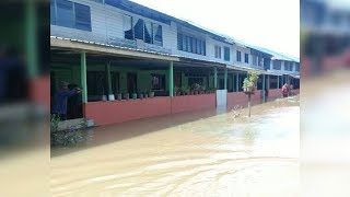 GE14 campaign and polling in Sarawak may be affected due to flood