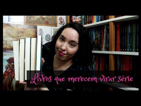 Livros que merecem ganhar adaptação para série | Raíssa Baldoni