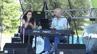 Dan Hill @ Canada Day celebration in Toronto Woodbine Park--Can't we Try--Live 2011-07-01