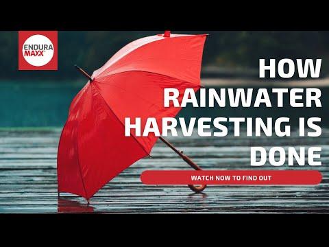 Enduramaxx Rainwater Harvesting Tank