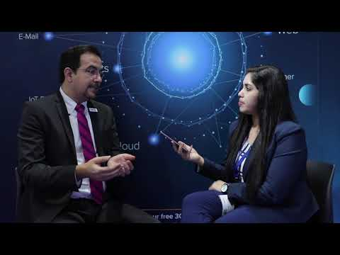 Interview with Mohammed Mobasseri, CEO of EMT Distribution at GISEC 2018