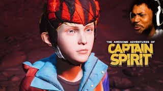 LIFE IS STRANGE 2 PREQUEL | The Awesome Adventures of Captain Spirit