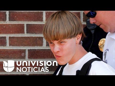 Condenan a muerte a Dylann Roof por el asesinato de nueve personas en una iglesia de Charleston
