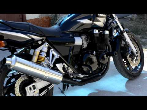 Yamaha XJR400 2002 year.MOV