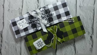 Huge Candle Gift Box, Perfect Hostess Gift - #243