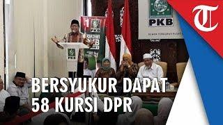 Cak Imin Pastikan PKB Raih 58 Kursi di Parlemen