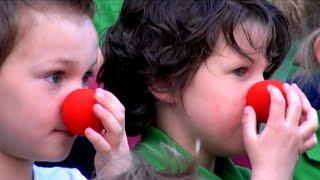 Basisschool De Bunders – Sponsorloop voor CliniClowns