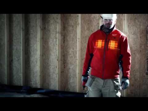 HIETEL - Milwaukee - Die nächste Generation beheizbarer Arbeitsjacken