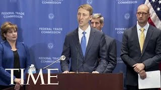FTC Fines Facebook a Record $5 Billion