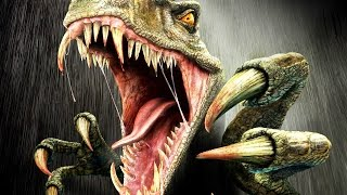 CARNIVORES ONLY! DINOSAUR BATTLE ROYALE! (Jurassic World
