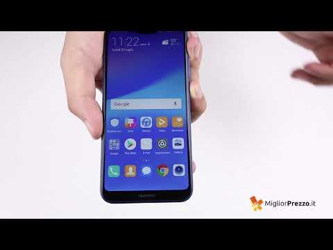 Smartphone HUAWEI P20 Lite Video Recensione