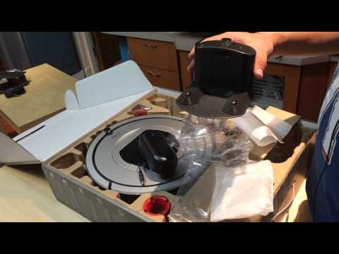 แกะกล่อง iRobot Roomba 760