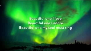 Tim Hughes - Beautiful one - Instrumental with lyrics