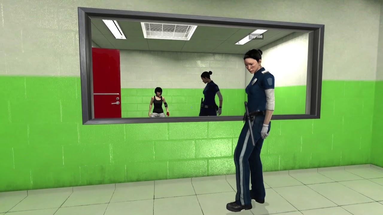 Руководство запуска: Mirror's Edge (Multiplayer Mod) по сети